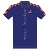 Поло ADIDAS CO POLO M MIDIND AC6449